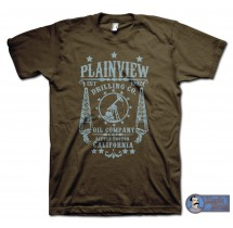 There Will Be Blood inspired Plainview Drilling Co. T-Shirt