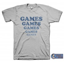 Adventureland inspired Games Games Games T-Shirt
