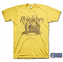 Young Guns inspired Regulators T-Shirt