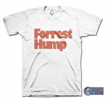 Forrrest Gump parody t-shirt inspired by Forrest Gump