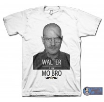 WALTER is my MO BRO T-shirt